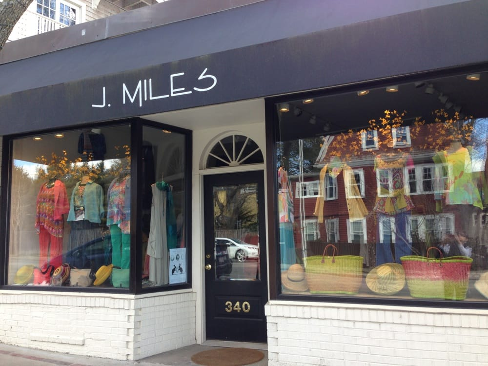 J Miles: 340 Huron Ave, Cambridge, MA