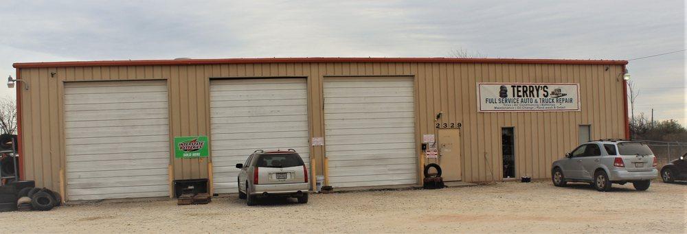 Terry's Automotive & Truck Repair: 2329 N Treadaway Blvd, Abilene, TX