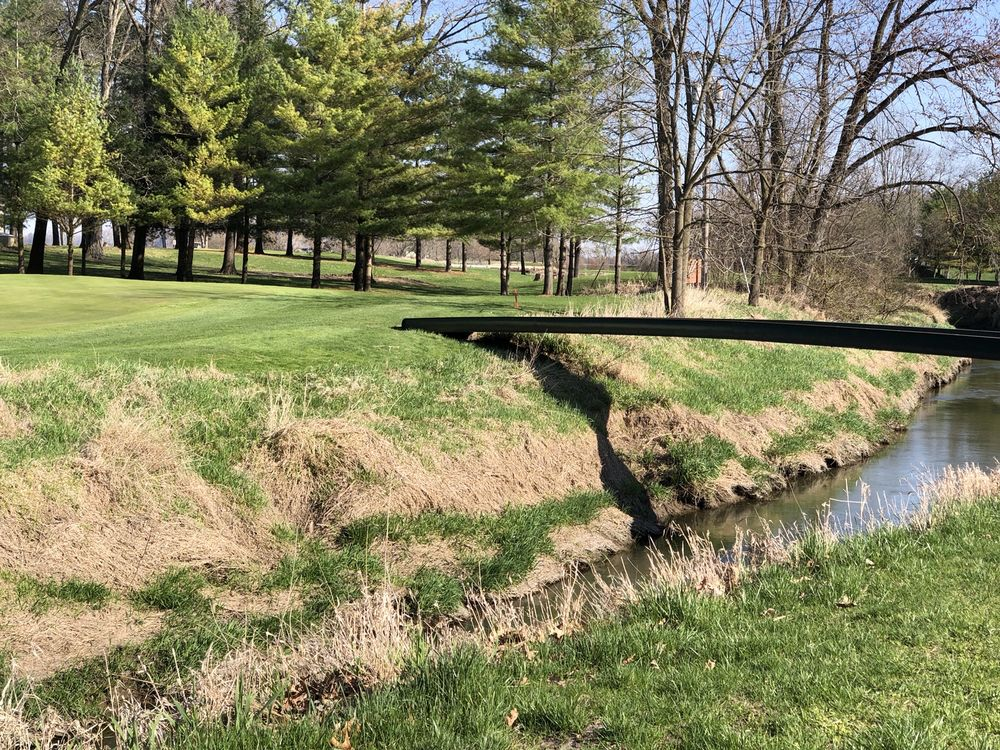 Curtis Creek Country Club: 5385 S 1080th W, Rensselaer, IN