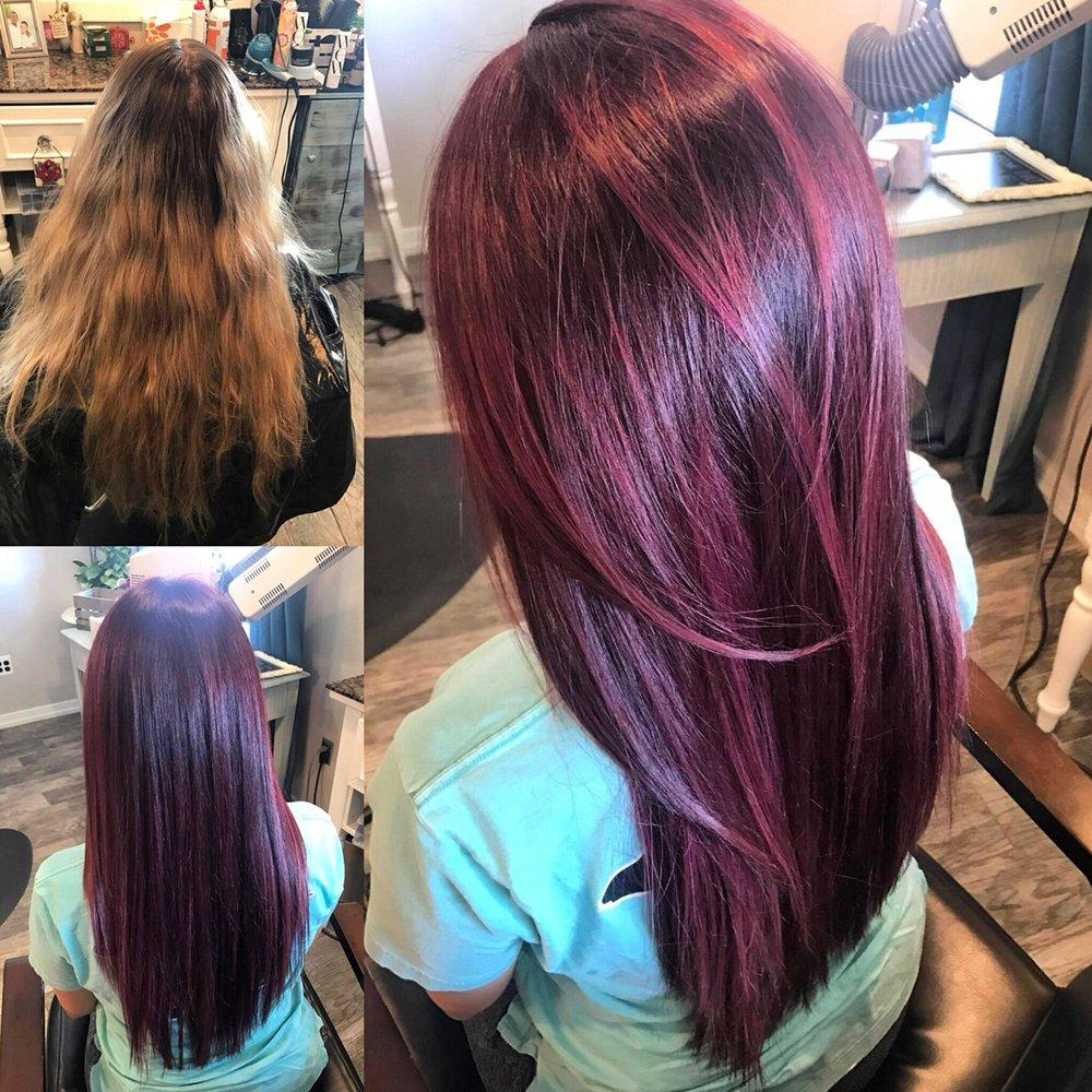 Michelles Beautique 29 Photos Hair Stylists 305 Maple Ave W