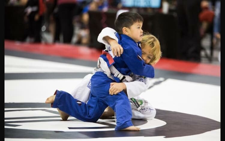 Kids competition BJJ world league - Yelp