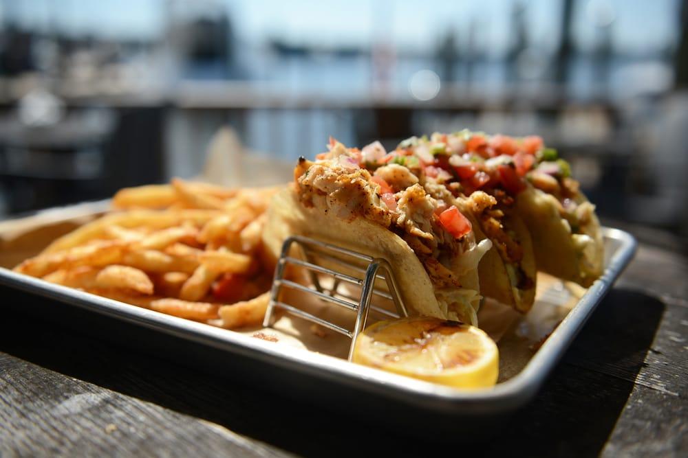 The Seafood Shack Marina Bar & Grill