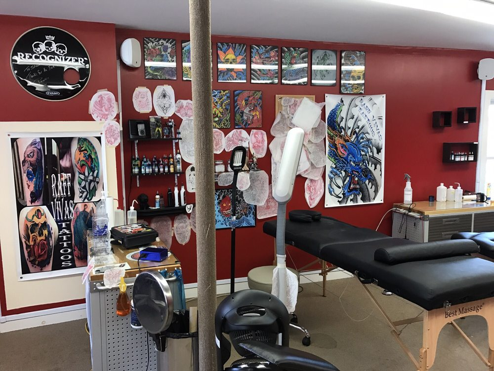Tattoo Junkies: 892 Central Ave, Dover, NH