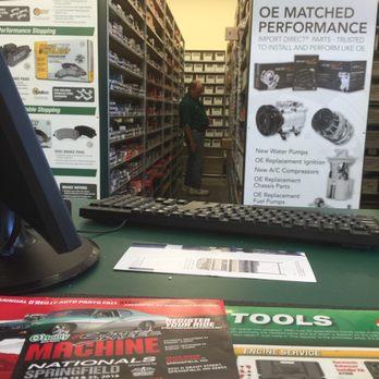O'Reilly auto parts - Auto Parts & Supplies - 514 West Centerton ...