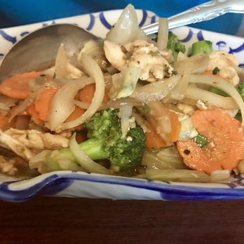 Photo Of Thai House Restaurant Bellingham Wa United States Garlic En