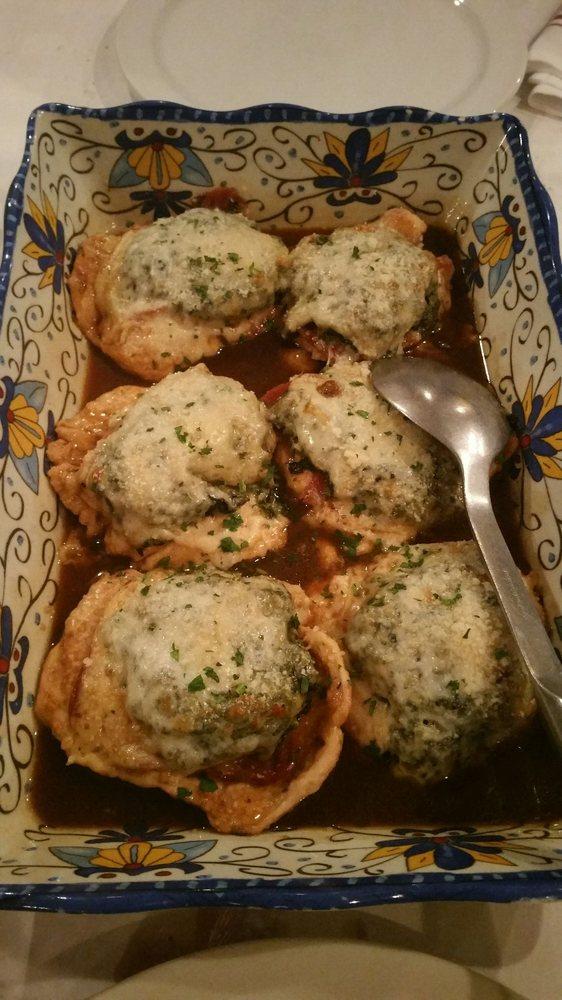 Augie's Family Style Italian Restaurant: 17 Low St, Ballston Spa, NY