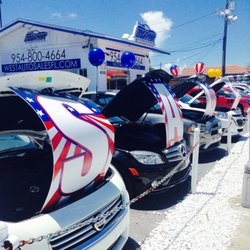 State Road Auto Sales >> West International Auto Sales Car Dealers 4010 S State Road 7