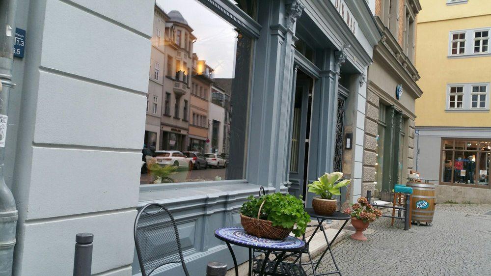caf w nsch dir was 23 kaufstr 20 weimar th ringen yelp. Black Bedroom Furniture Sets. Home Design Ideas