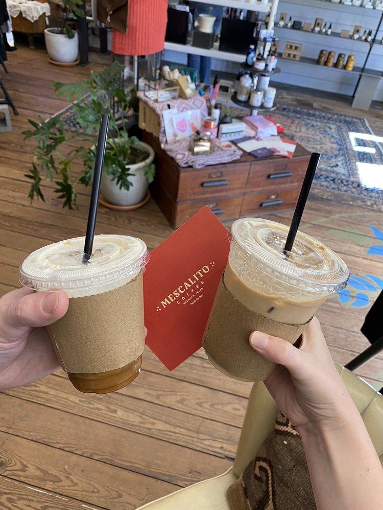 Mescalito Coffee: 212 W Alamo St, Brenham, TX