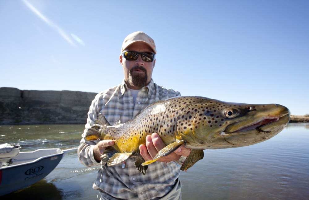 Ugly bug fly shop hunting fishing supplies 240 s for Casper wyoming fly fishing