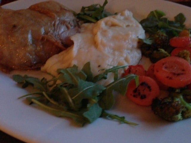 Quarter roast chicken yelp for Chaise cafe winnipeg