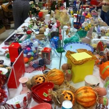 The Rummage Sale - Flea Markets - 454 W Poplar Ave
