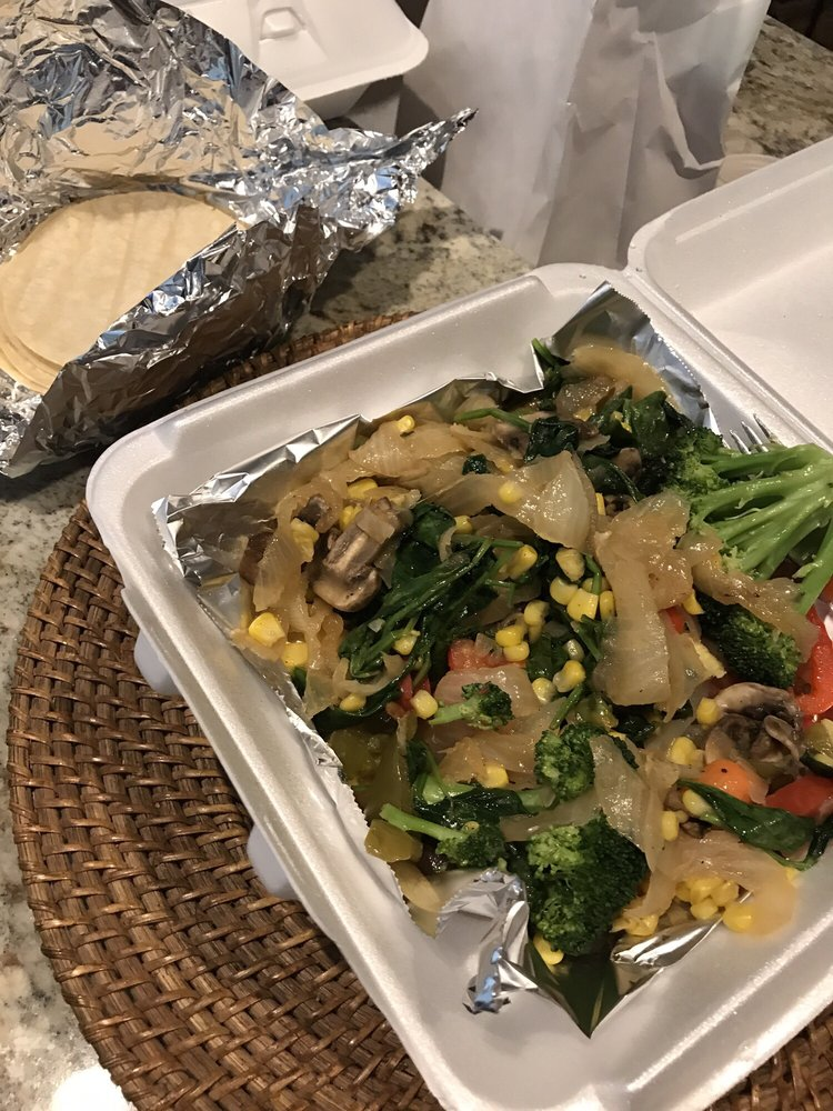 Food from Tarahumara's Mexican Cafe & Cantina