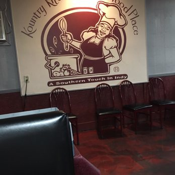 Photo Of Kountry Kitchen Soulfood Place Indianapolis In United States I