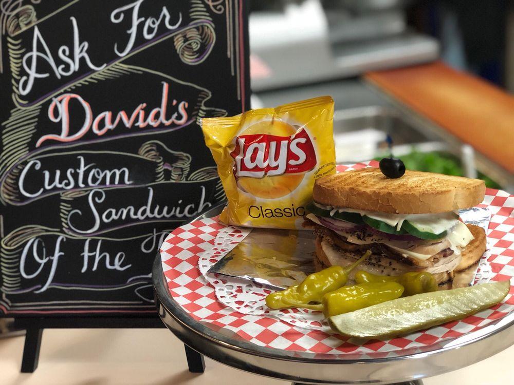 Mr Sandwich: 13011 Philadelphia St, Whittier, CA