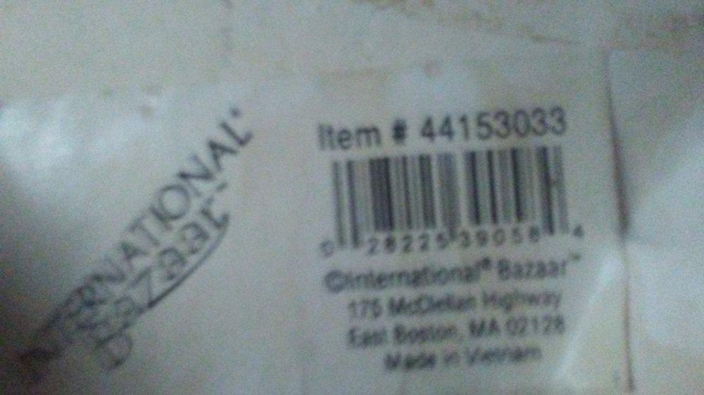 International Bazaar: 7844 W State Rte 66, Newburgh, IN