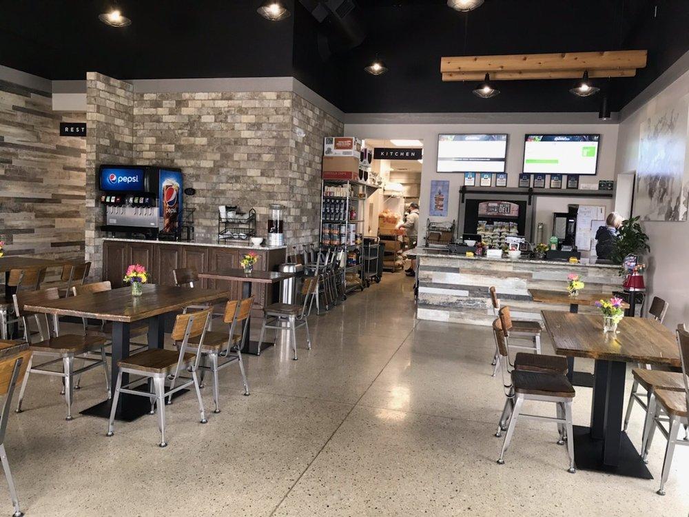 Gourmet to go & Loft Catering: 1402 E Iron St, Salina, KS