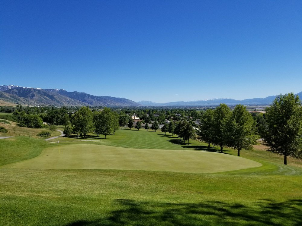 Birch Creek Golf Course: 550 E 100th N, Smithfield, UT