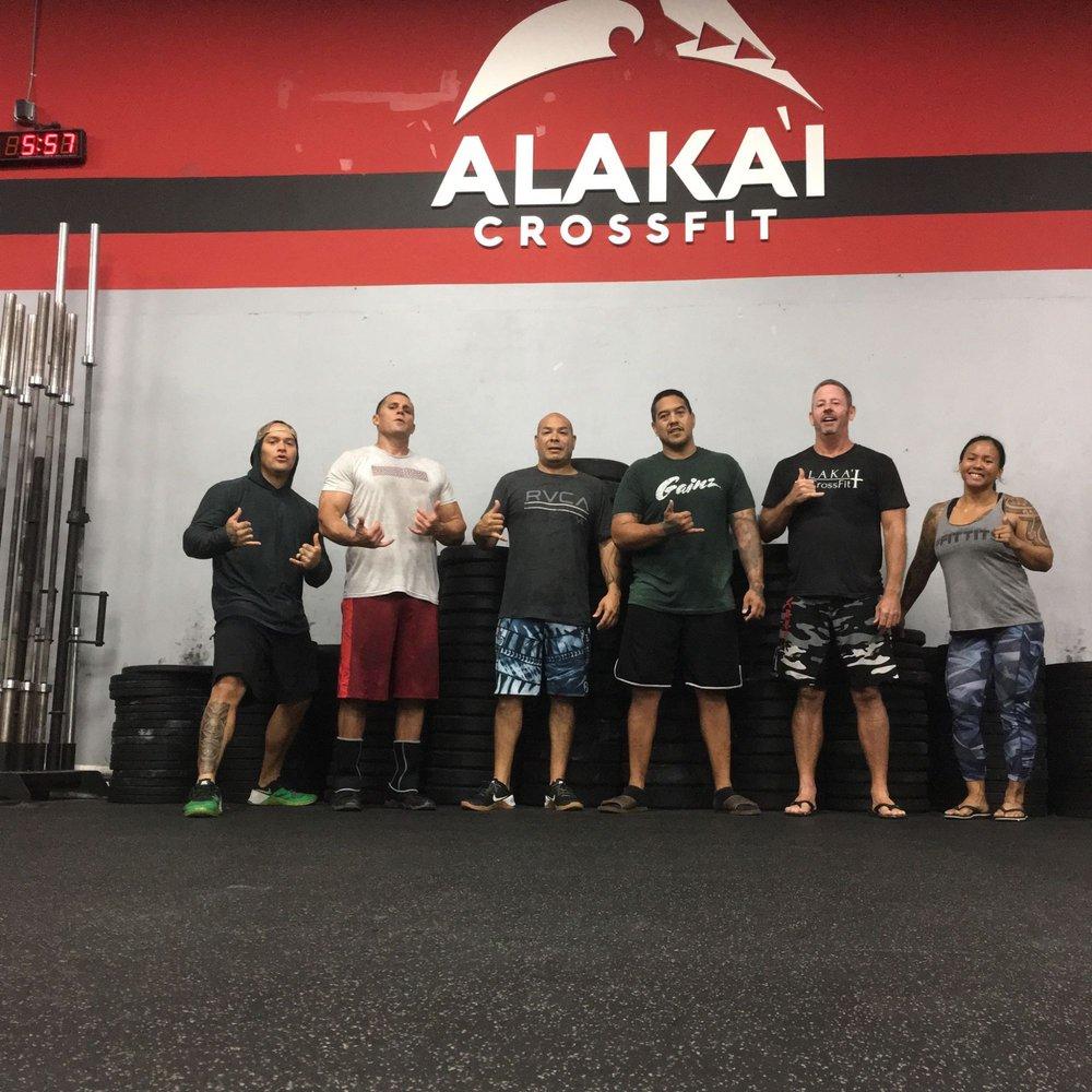 Alaka'i CrossFit