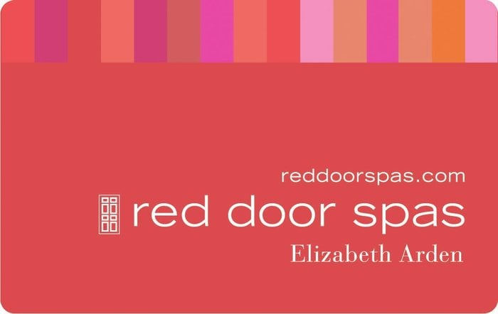 Red Door Spa Gift Card