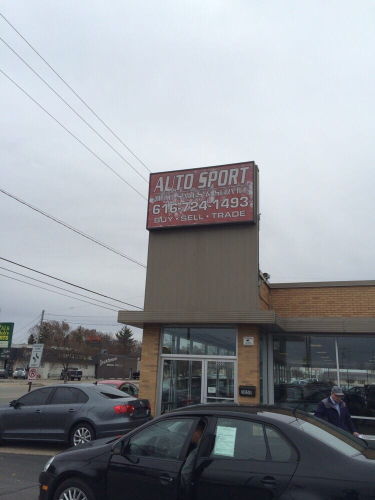 Auto Sport Inc Car Dealers 3055 S Division Ave Grand