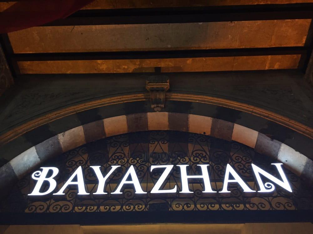 Bayazhan