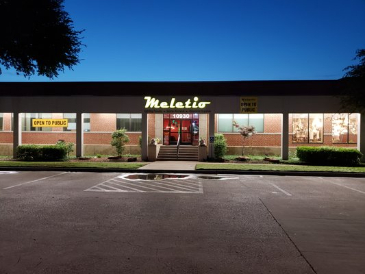 Meletio Lighting Electrical Supply 10930 Harry Hines Blvd