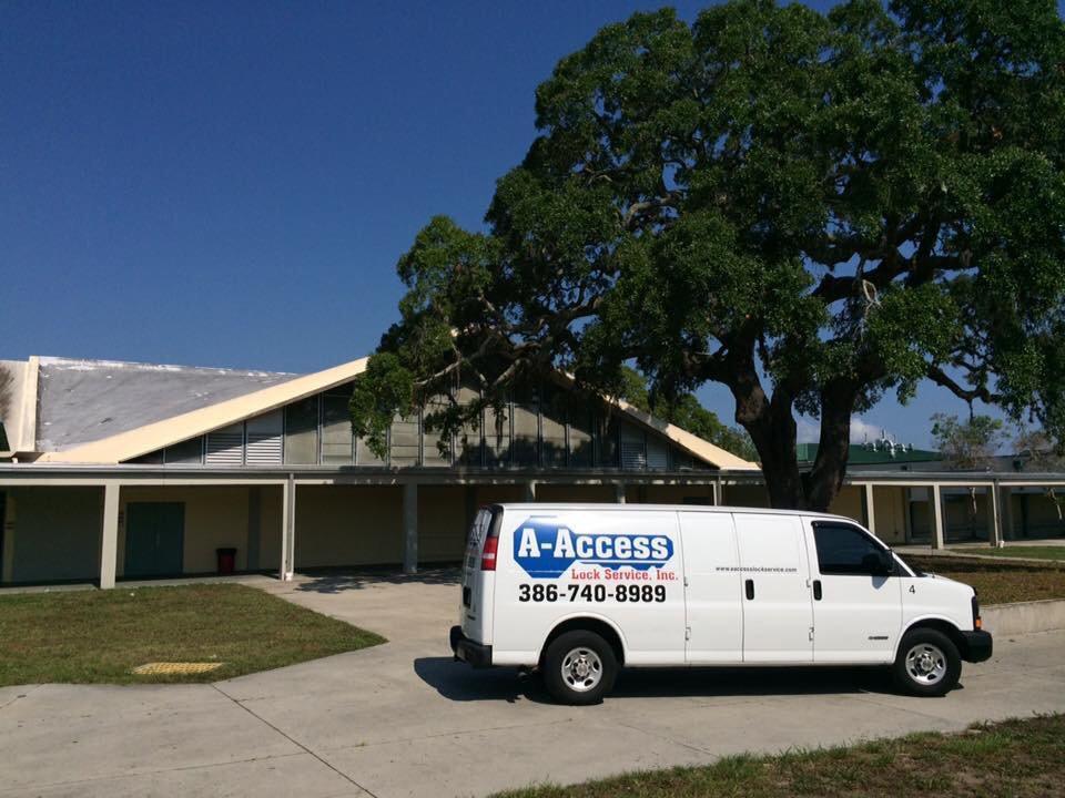 A Access Lock Service: Deland, FL