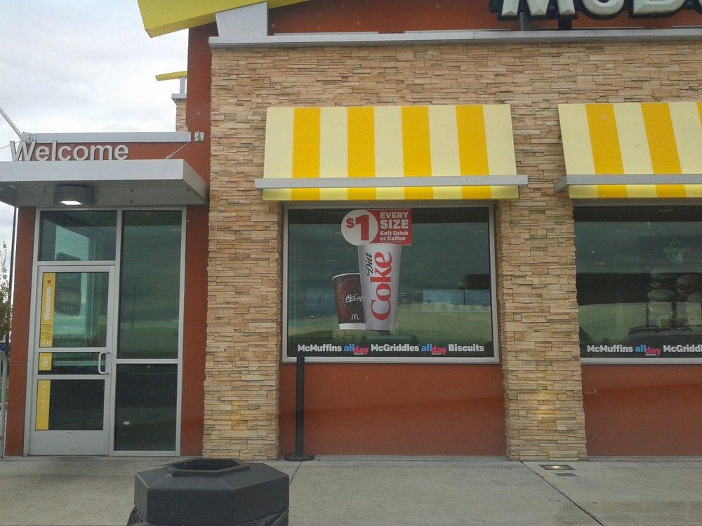 McDonald's: 72489 Highway 331, Pendleton, OR