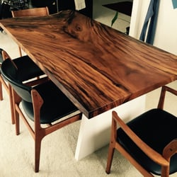 Captivating Photo Of Honolulu Furniture Company   Honolulu, HI, United States. Slab  Table With