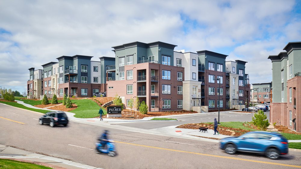 The Palmer Apartments: 324 Inverness Dr S, Englewood, CO