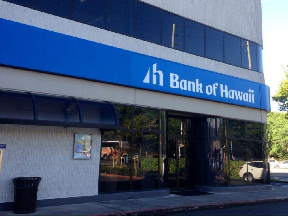 bank of hawaii contact