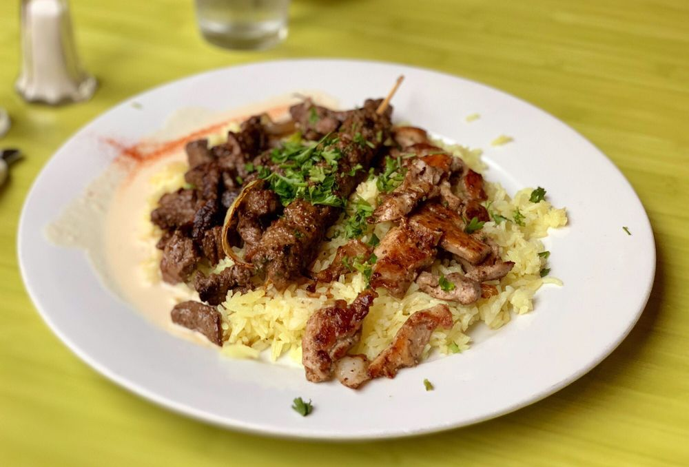 Tangier Moroccan & Mediterranean Cuisine: 221 SW Pine St, Portland, OR