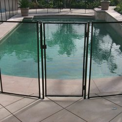 Photo Of All Safe Pool Fence U0026 Covers   Orange County   Irvine, CA. Pool  Gate