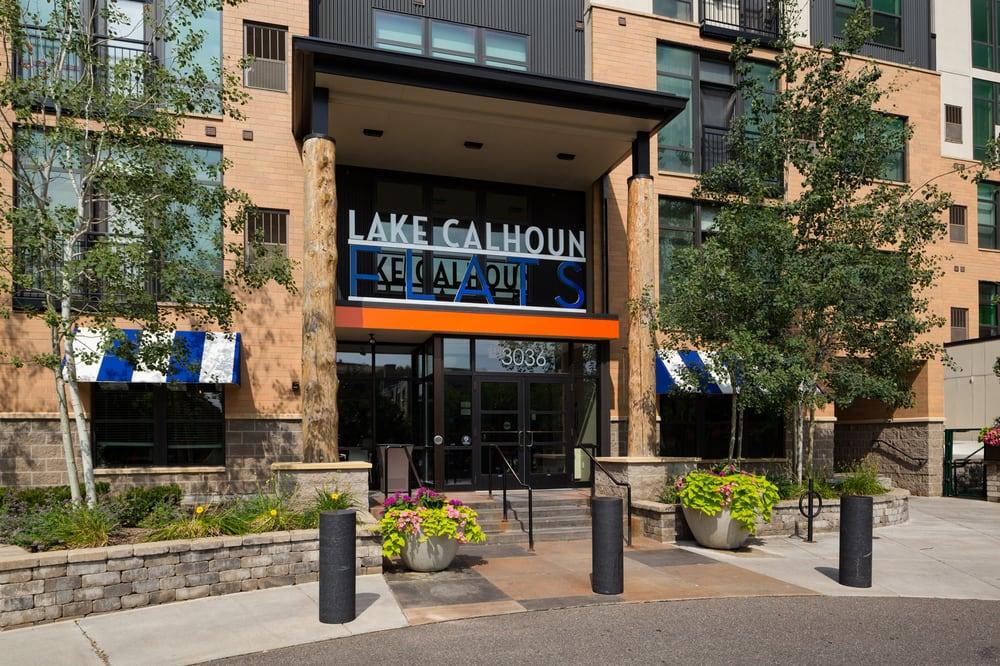 Lake Calhoun Flats Apartments 26 Photos 12 Reviews Apartments 3036 W Lake St Uptown