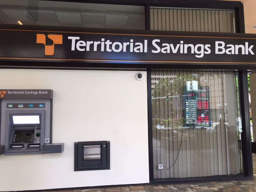 Photos for Territorial Savings Bank - Yelp