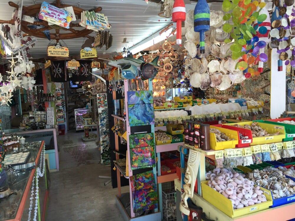The Florida Shell Shop Treasure Island Fl