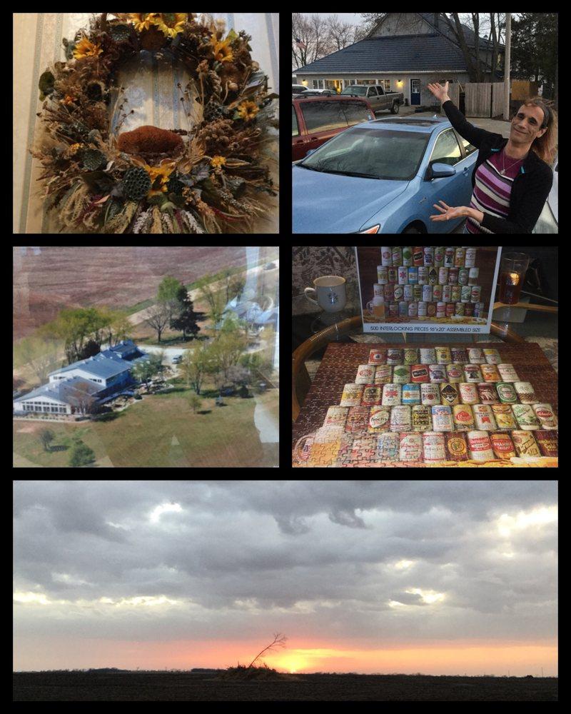 The Barn-Bed & Breakfast Inn: 14910 Blue Mound Rd, Valley Falls, KS
