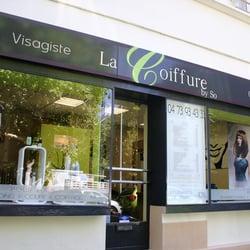 La coiffure by so coiffeurs salons de coiffure 2 rue for Salon de coiffure clermont ferrand