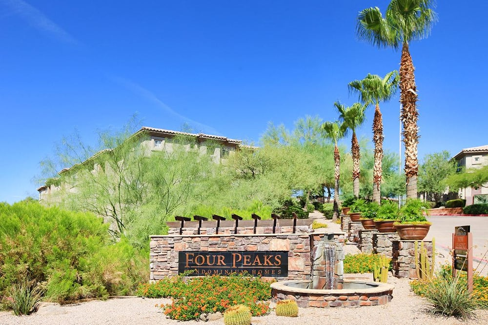 Four Peaks Apartments Fountain Hills Az