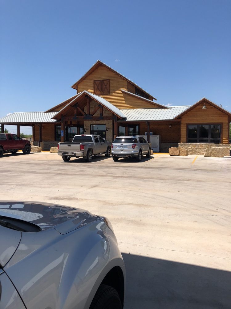 Ranchland: 102 E Hays St, Benjamin, TX