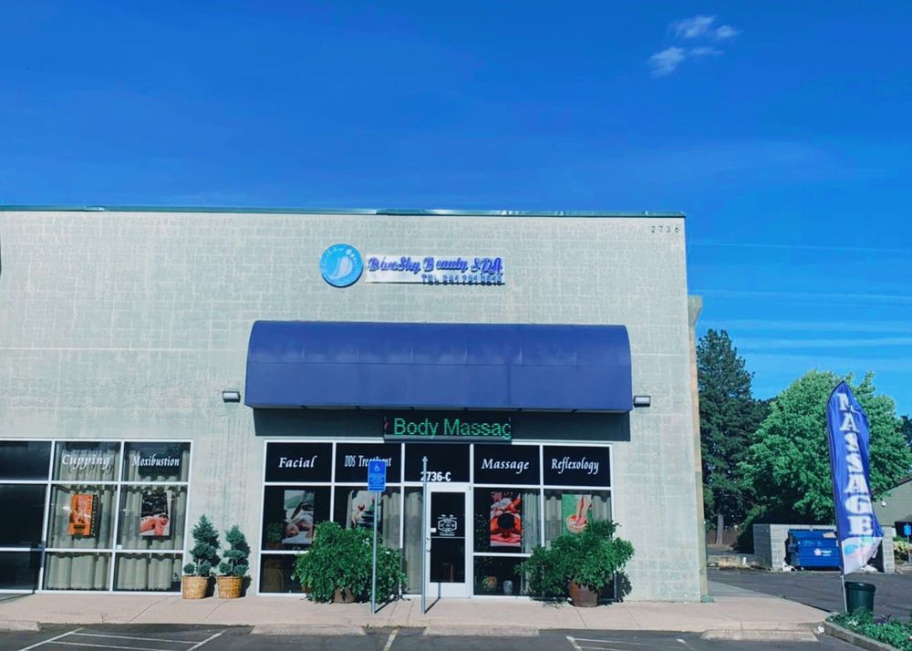 Blue Sky Beauty Spa and Health Center: 2736 Pacific Blvd SE, Albany, OR