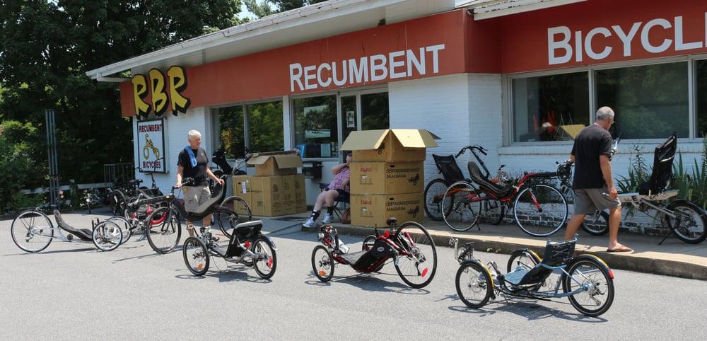RBR Recumbent Bike Riders: 1306 S Atherton St, State College, PA