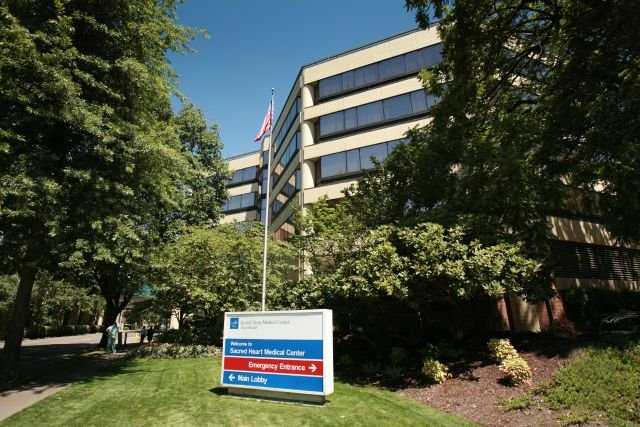 PeaceHealth Sacred Heart Medical Center University District | 1255 Hilyard St, Eugene, OR, 97401 | +1 (541) 686-7300