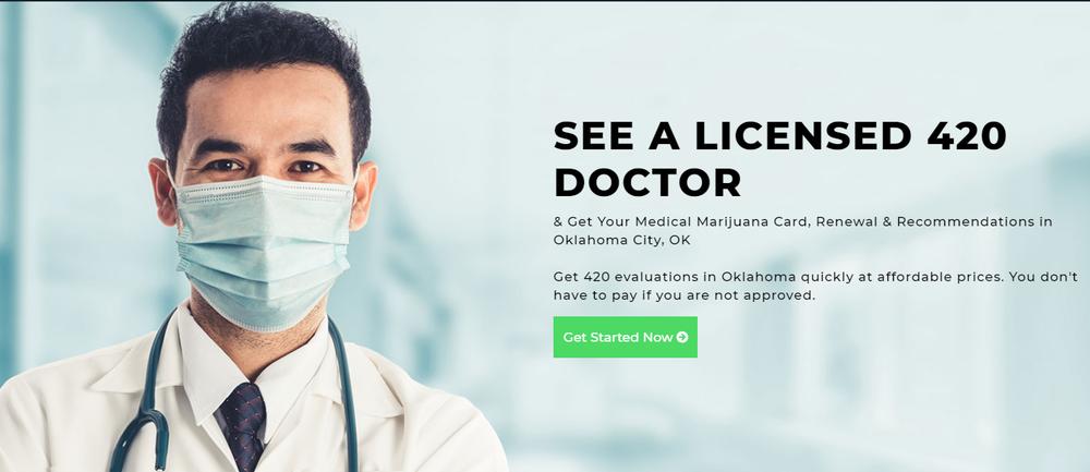 420 Doctors Oklahoma: 2501 NE 23rd St, Oklahoma City, OK