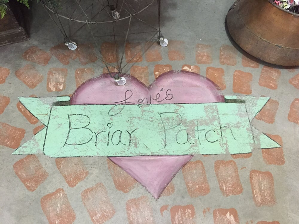 Antique Store: Love's Briar Patch, Tahlequah, OK