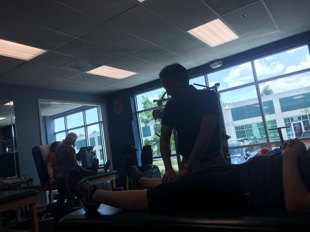Montclair Physical Therapy: 3767 Fettler Park Dr, Dumfries, VA