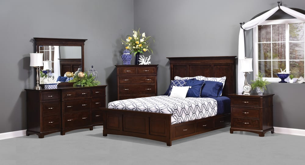 Handcrafted Amish Furniture of Dayton: 1360 N Fairfield Rd, Beavercreek, OH