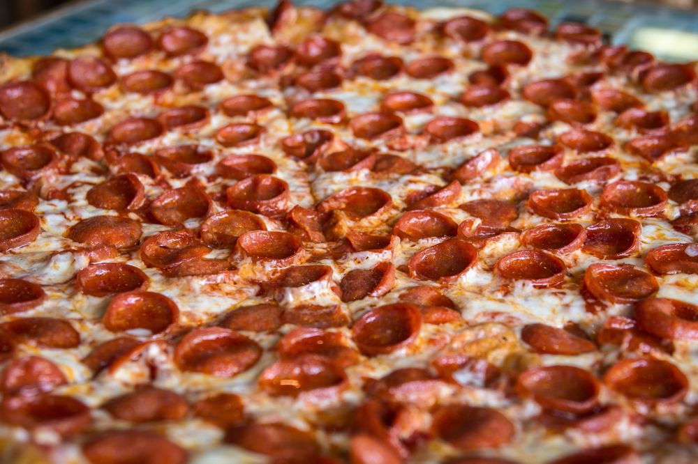 HOTLIPS Pizza - PSU: 1909 SW 6th Ave, Portland, OR