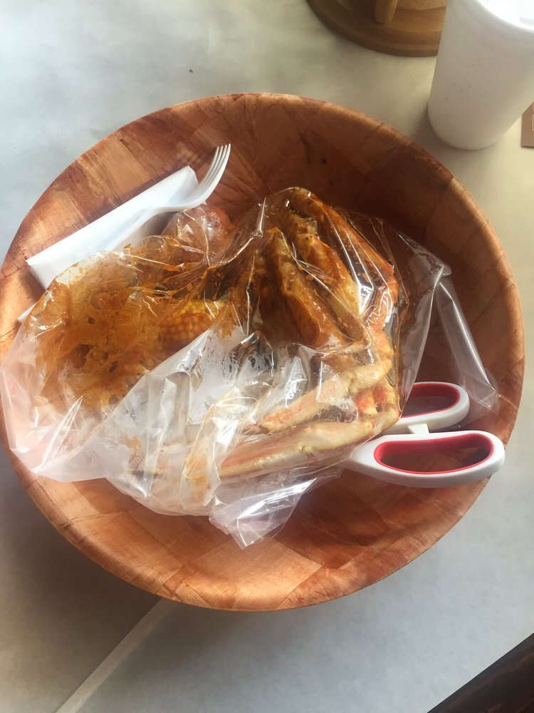 1 2 lb of crab 1 corn 1 potato yelp for Olive garden duncanville tx 75116